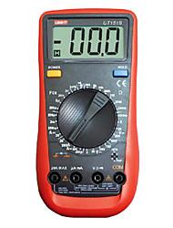 200 UNI-T ut151b (ω) 1000 (v) 20 (a) professinal multímetros digitales