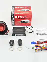 Japan Tech K-FOX Highest Quality Car Security System