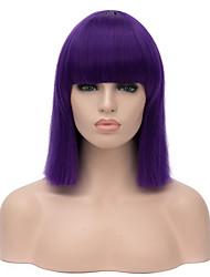 top midlle de qualité longues droites vert la couleur des cheveux de cosplay perruque synthétique 4 couleurs peuvent être choisir.