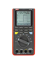 UNI-T's UT81B handheld oscilloscope with wave type universal wave table