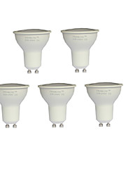 7W GU10 LED Spot Lampen MR16 21 SMD 2835 500 lm Warmes Weiß AC 100-240 V 5 Stück