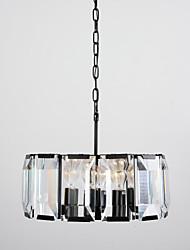 Max 60W Vintage Peintures Métal Lampe suspendue Salle de séjour / Chambre à coucher / Salle à manger / Couloir