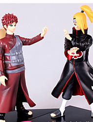 Naruto Gaara Anime Action Figures Model Toys Doll Toy 1pc 17cm
