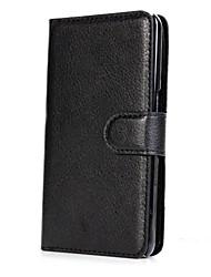 Für Samsung Galaxy Hülle Kreditkartenfächer / Geldbeutel / mit Halterung / Flipbare Hülle Hülle Handyhülle für das ganze Handy Hülle