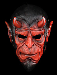 Hellboy Male Red Cosplay Masks Mask
