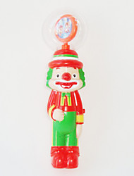 Music Lights Turn Clown