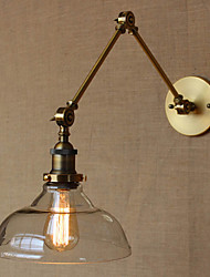 AC 220-240 40 E26/E27 Moderno/Contemporâneo Bronze Característica for Lâmpada Incluída,Luz Ambiente Lâmpadas de Parede Luz de parede