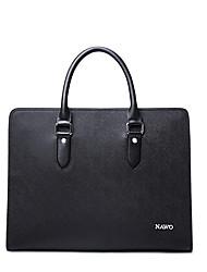 Nawo Uomo Vacchetta Tote Nero-N153463M