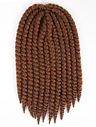 #30 Havanna Twist Braids Haarverlängerungen 12 Kanekalon 2 Strand 80 Gramm Haar Borten