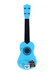 ABS Orange/Pink/Blue/Brown Simulation Child Guitar for Children Musical Instruments Toy