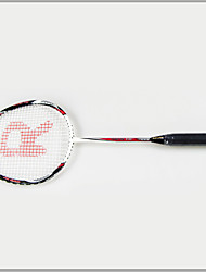 Raquetes de Badminton(Vermelho, DELiga de Alúminio) -Não Deforma / Durabilidade