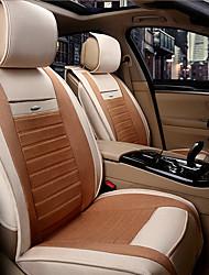 luxo tampa de assento do carro 3d acessos universais assento protetor de assento cobre um conjunto