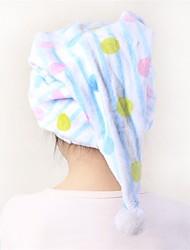 """Serviette pour cheveux-Impression réactive- en100% Coton-22*52cm(8.6""""*20.5"""")"""