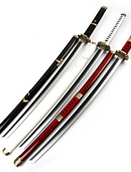 The One Piece' Roronoa Zoro s(3 Swords/Set)(Yubashiri/Sandai Kitetsu/Wado Ichimonji) Cosplay Sword New
