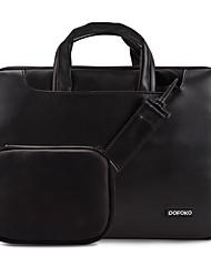 POFOKO® 11.6/13.3/15.4 Inch Waterproof Laptop Sleeve Black/Gray