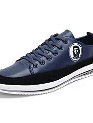 Men's Shoes EU39-EU44 Casual/Party & Evening/Travel Microfibre Leather Fashion Sneakers Board Shoes