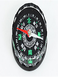 Compasses Pocket / Convenient Hiking / Camping / Travel / Outdoor Other Black