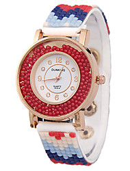 женская мода пояс Diamante часы кварцевые часы идут буровые часы