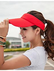 Mujer Sombrero para el sol Bonito / Casual-Primavera / Verano-Algodón