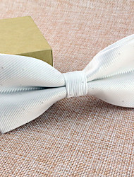SKTEJOAN®Men's Fashion Wedding Show Double Bow Tie