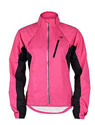 TASDAN Bike/Cycling Windbreakers / Woman's Jacket / Jersey + Pants/Jersey+Tights / Tops Women's Long SleeveWaterproof / Breathable /