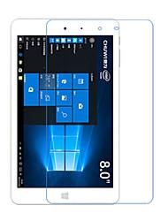 alta protetor de tela clara para Chuwi Hi8 película protetora pro tablet