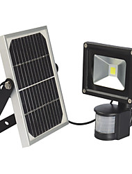 10W Солнечные LED панели 900 lm Тёплый белый / Холодный белый Integrate LED Батарея V 1 ед.