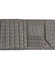 alligator gris clip cd sac de rangement voiture visière 7 installé