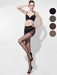 BONAS® Women's Solid Color Thin Legging-B16594