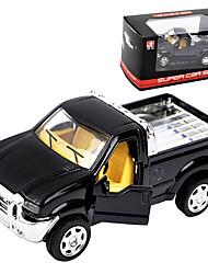 Dibang -2939 infantil liga modelo de carro de brinquedo de trás da cabeça táxi (2pcs)