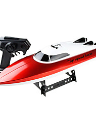 Remote Control Boat Cross Flying Fish Boat, and Rotate 360 Degrees, Remote Control Boat Mode