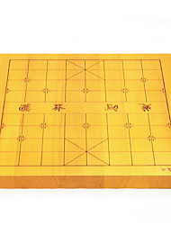 Royal St. 32 Mm Fish Wood A Two-Sided Dual-Use Chinese Chess Board Suit Go Suit Single Chess Set (Excluding Pieces)