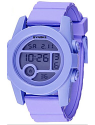 Kid's LCD Digital Water-Resisstant Multi-Functional Sports Watch Wrist Watch Cool Watch Unique Watch