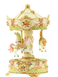 abs caixa de romântico criativo rosa música para o presente