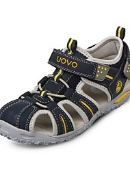 UOVO Baby Shoes Casual PU Sandals / Fashion Sneakers Navy