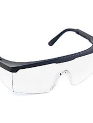 extérieur des lunettes de protection anti-poussière / anti-buée / anti-choc / coupe-vent