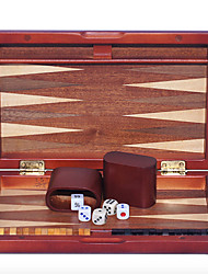 9 Inches Wooden Chess Backgammon Baccarat Spend Pear Surface Solid Wood Dice Cup Acrylic Dice