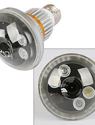 cámara lámpara inalámbrica con la luz llevada y control remoto