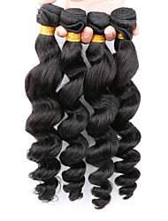 Slove Hair Products Brazilian Loose Wave Virgin Hair 100% Unprocessed Human Hair Extension Good Quality Tangle Free