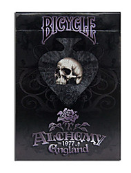 The Magician Special Props Alchemy  Bicycle Poker Card Board Game Card Alchemy 1 Or 2 Generation (A)