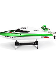 Fei Lun FT009 4CH 2.4G Brush Electric RC Boat 30km/h Speedboat