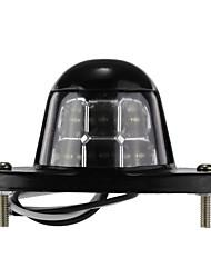 License Number Plate 6 LED Light Lamp White for Car Van Trailer Truck