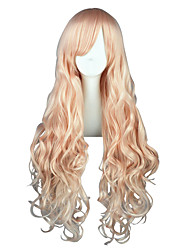 Macross Series-Sheryl Nome Light Pink 32inch Anime Cosplay Wig CS-032C