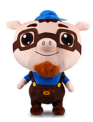 Genuine Confused Teacher Plush Toys Pig Man Pig Man Toys Children Queen Ultimate Battle Movie Doll