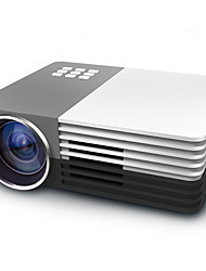 GM50 Mini HD LCD Home Theater Projector HVGA (480x320) 150 Lumens LED 4:3/16:9
