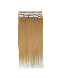 """18 """"-28"""" бразильские выдвижения волос наращивание волос ПУ уток кожи 2,5 г / шт 40шт / уп ленты в наращивание волос в акции"""