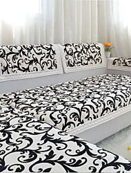 European Cotton/Linen flocking Sofa Cover Four Seasons Sofa Cushion Fabric Sofa Towel