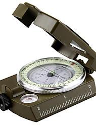 Compas/boussole Directionnel / Multi Function alliage / cuivre Vert