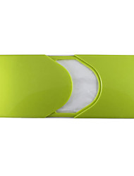 Green Patented Shade Plate Tissue Pumping Car Tissue Boxes