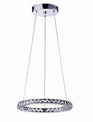 "Mini Crystal Pendant Light Chandeliers Lighting Ceiling Lamps Fixtures with D11.81"" CE FCC ROHS"